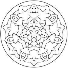 download free mandala coloring pages or print free mandala