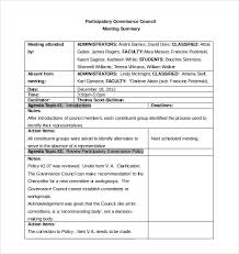29 images of meeting minutes document template infovia net