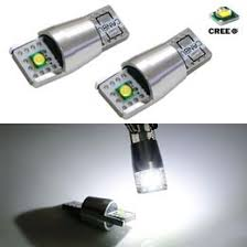 cree 10w 168 194 2825 w5w led replacement bulbs