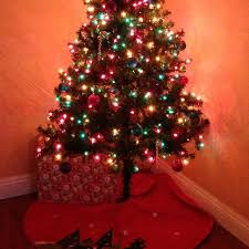find more 6ft tree with colored lights attached