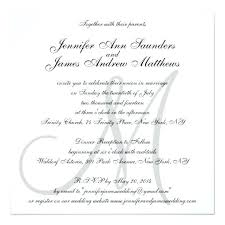 wording wedding invitations3 initial monogram fonts ideas wedding invitations with parents names or 33 wedding