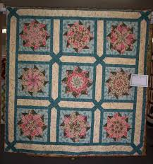 this is a great looking quilt using a variation of the stack and