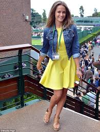 wimbledon 2013 sing when you u0027re winning kim sears cheers andy