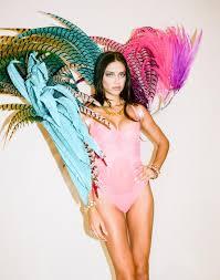 victoria secret halloween costumes exclusive adriana lima on the victoria u0027s secret fashion show