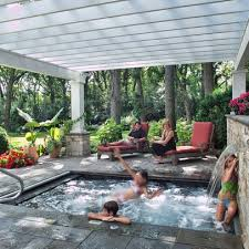 Backyard Design Ideas With Pools Best 25 Small Inground Pool Ideas On Pinterest Small Inground