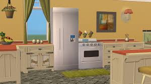 Sims 2 Ikea Home Design Kit by Mod The Sims Claybee Kitchen And Dining Room Maxis Recolours