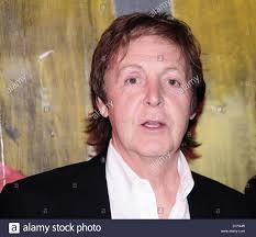 paul mccartney attend the press night for u0027waiting for godot u0027 at