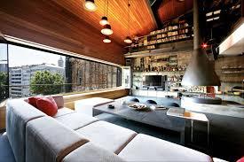 a single room loft with impressive wall wall storage kathy j