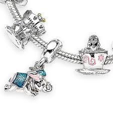 the new fantasyland gift set of pandora charms has arrived