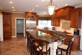 Kitchen Center Island Cabinets Traditional And Rustic Kitchen Island Cabinets