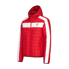 ferrari jacket 2016 ferrari f1 sf packable jacket red clothing winter jackets