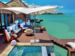 House Over Water The Best Overwater Bungalows In The Caribbean And Mexico Coastal