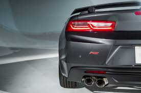 69 Camaro Tail Lights 2016 Chevrolet Camaro Revealed Inside The New Sixth Gen Camaro