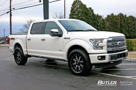 Ford F150 Truck Tires - ford f150 with 20in fuel nutz wheels exclusively from butler tires
