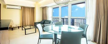top realty corporation fully furnished with huge balcony condos condo for rent in mckinley hill