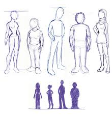 human anatomy fundamentals drawing characters consistently