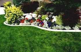 flower bed ideas for small gardens