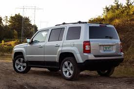 white jeep patriot back 2012 jeep patriot autoblog