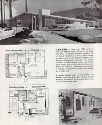 Midcentury Modern House Plans - 154 best mid century modern house plans images on pinterest mid