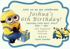 24 personalised magnetic butterfly shoe birthday party invitations