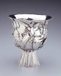 Silver Vase Playful Exuberance Dagobert Peche U0027s Silver Vasecooper Hewitt