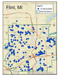 Michigan Zip Code Map by Flint Town Hall Meeting Presentation And Distribution Of Lead