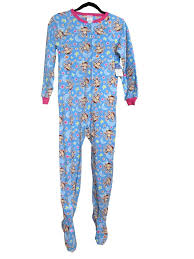 j16 new onesie blanket sleepsuit footed pajamas pyjamas sz 4