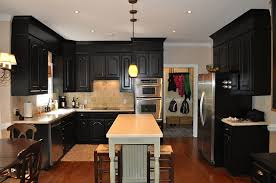 Antique Black Kitchen Cabinets Black Kitchen Cabinets Cabinets Were Finished In Tobaco Black