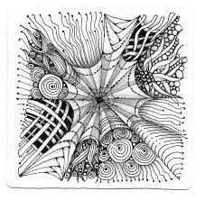 scary halloween coloring pages free large images zentangle