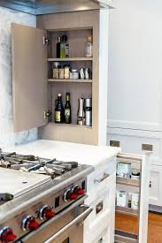 how to clean and preserve kitchen cabinets concealed nooks and niches are always a idea