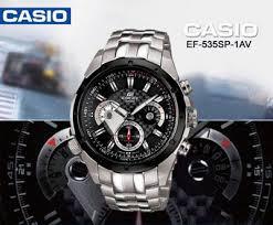 Jam Tangan Casio Chrono jual jam tangan casio edifice chronograph ef 535sp jam casio
