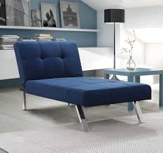 dhp furniture layton linen chaise