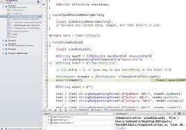 objective c parsing excel files in ios stack overflow