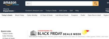amazon black friday dealz amazon u0027black friday u0027 2015 deals how good are they