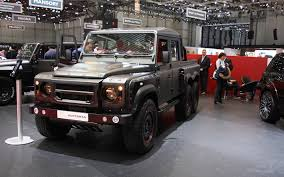 kahn land rover defender oddball cars of the 2016 geneva motor show 3 15