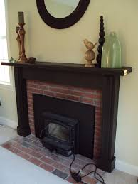 black painted fireplace mantels best painted fireplace mantels