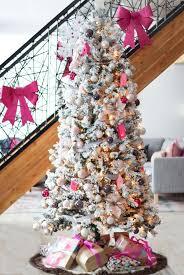 pink tree style fresh crush