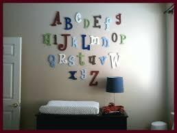 wall ideas abc wall decor for nursery wall decor and home
