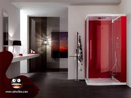Red Bathroom Designs Colors 14 Best Color Red Bathrooms Images On Pinterest Red Bathrooms