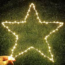 battery operated star lights 2 pack led star light cmyk battery operated led copper wire lights