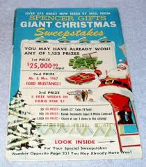 mail order christmas gifts vintage ephemera spencer gifts christmas and 14 similar items