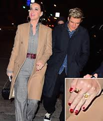 engagement rings orlando katy perry s engagement ring from orlando bloom photos