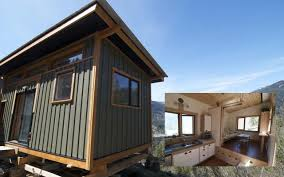 Tiny Home Blueprints by Great Tiny Homes For Retirees
