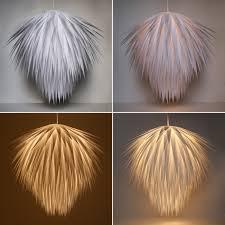 Paper Light Fixtures Paper Starburst Pendant Light The 3 R U0027s Blog