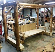 creative rustic furniture bound for new england