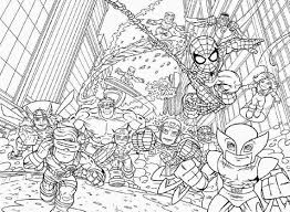 Detailed Coloring Pages Detailed Halloween Coloring Pages Yiqiqu by Detailed Coloring Pages