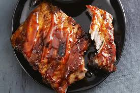 sweet bbq crockpot ribs recipe