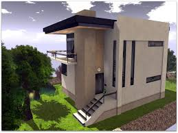 Small House Construction Concrete Homes Designs Inspiration Photos Trendir Picture With