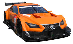 lexus stevens creek parts new race car to compete in japanese super gt series journal