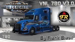 volvo trucks near me volvo vnl 780 truck shop v3 0 ats 1 6 x by frank brasil mod